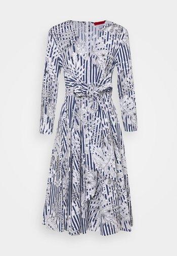 BANDOLO - Day dress - navy blue