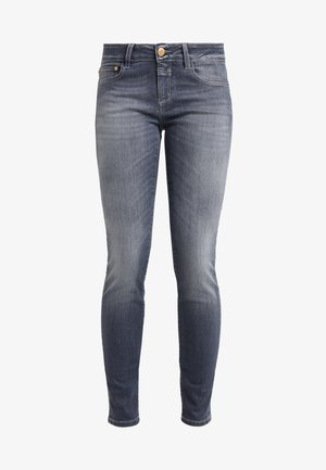 BAKER LONG - Slim fit jeans - mid grey