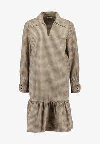 GRACIE - Day dress - dachshund combi