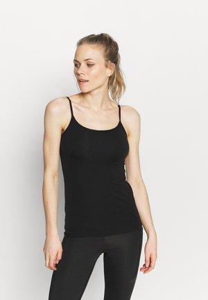 SIREN BRA CAMI - Undershirt - black