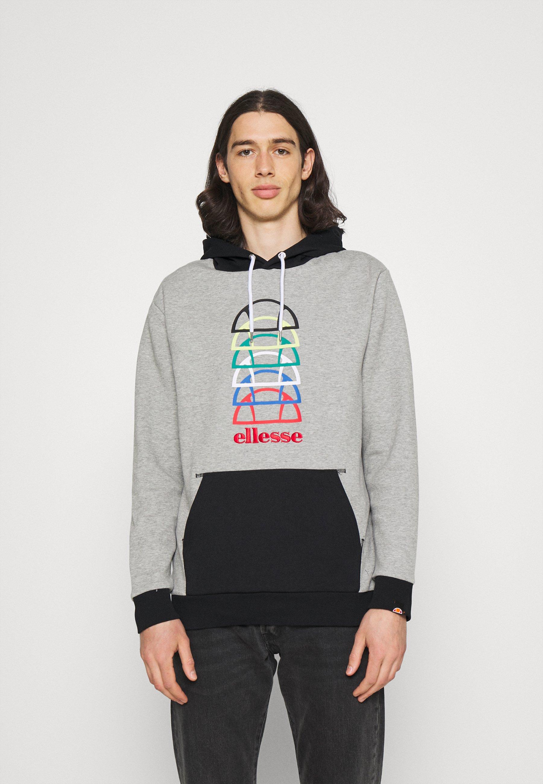 Homme ANDO HOODY - Sweatshirt