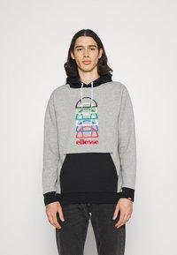 Ellesse - ANDO HOODY - Sweatshirt - grey marl - 0