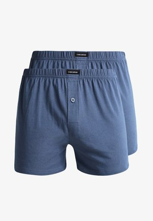 2 PACK - Boxer shorts - midnight blue