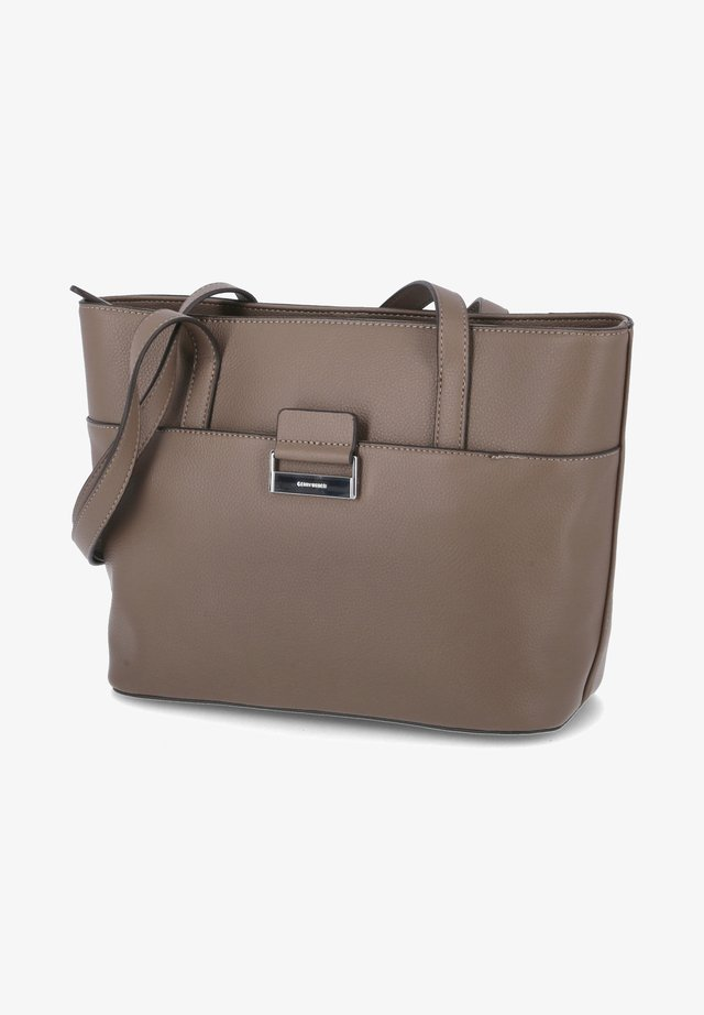 TALK DIFFERENT - Shopper - taupe