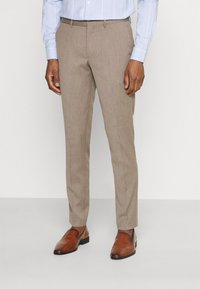 Selected Homme - SLHSLIM MYLOBILL STRUCTURE SUITE - Traje - sand - 3