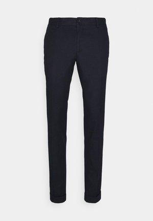 GRANT STRETCH PANTS - Chino kalhoty - navy