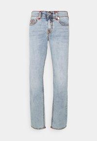 True Religion - ROCCO SUPER T 1/2 - Jeans Straight Leg - light wash - 0