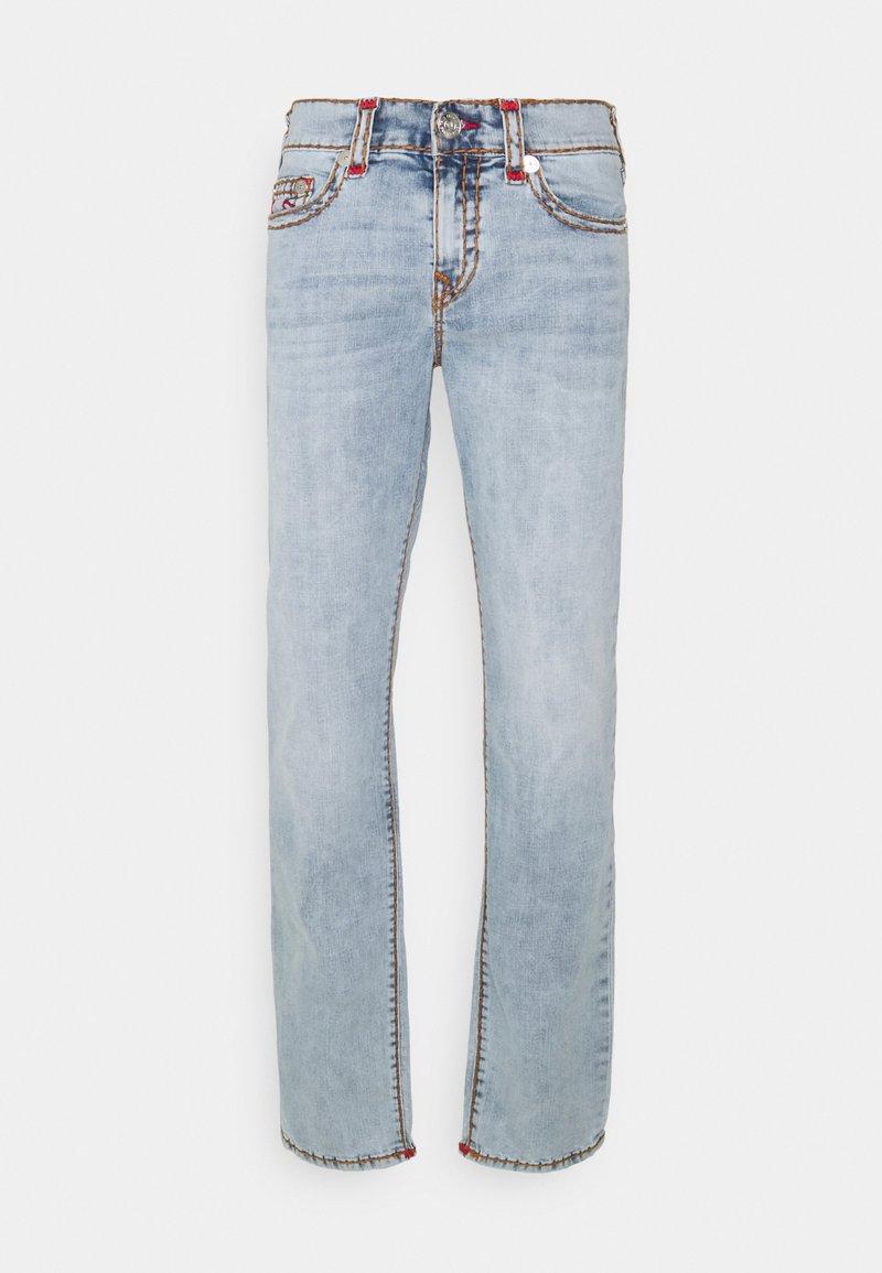 True Religion - ROCCO SUPER T 1/2 - Jeans Straight Leg - light wash