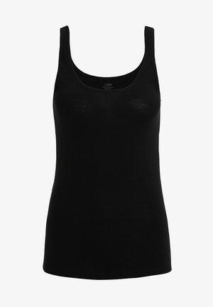 SIREN TANK - Undershirt - black
