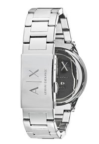 Armani Exchange - Horloge - silver-coloured