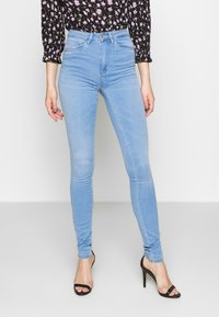 ONLY Tall - ONLROYAL - Jeansy Skinny Fit - light blue denim - 0