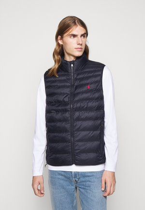 TERRA VEST - Waistcoat - collection navy