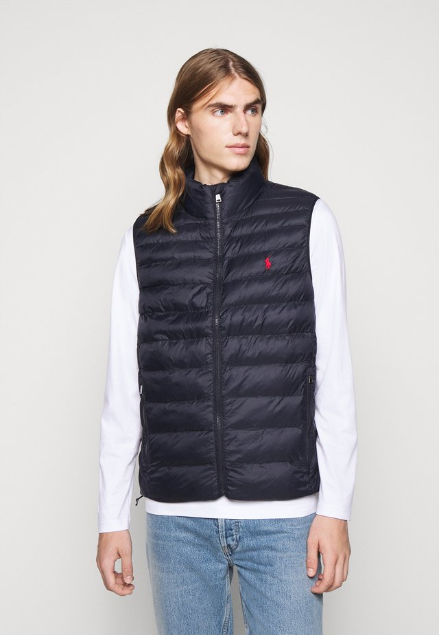 TERRA VEST - Smanicato - collection navy