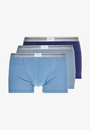 ULTRA RESIST 3PACK - Boxerky - blue jean/grey/blue denim