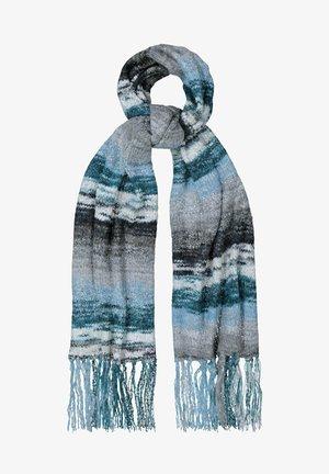 Sjaal - topasblau