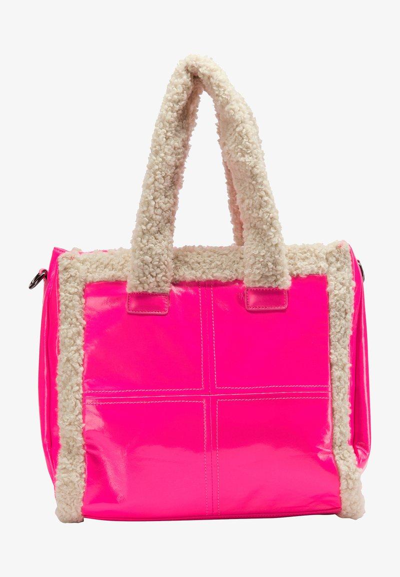myMo - Handbag - neon pink