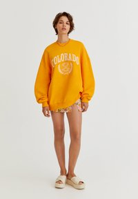 PULL&BEAR - Sweatshirt - orange - 1