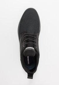 Salamander - PORTHOS - Trainers - black/grey - 1