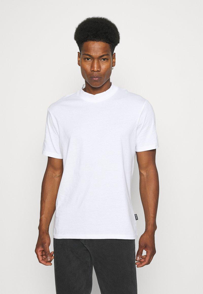 YOURTURN - UNISEX - Basic T-shirt - white
