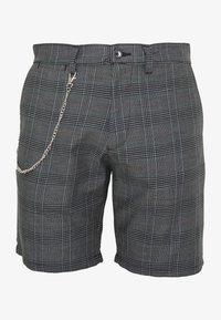 Brave Soul - LEROY - Shorts - grey/white - 2
