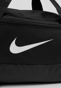Nike Performance - Sports bag - black/white - 7