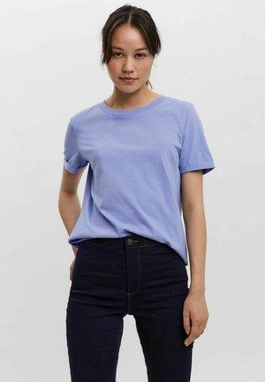 T-shirt basic - grapemist