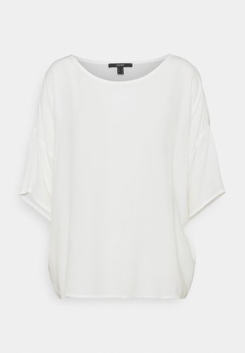 BLOUSE - Long sleeved top - off white