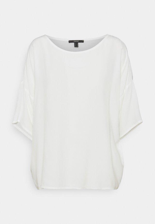 BLOUSE - Topper langermet - off white