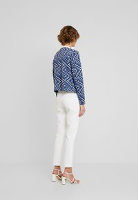 TOM TAILOR - Blazer - blue/offwhite - 2
