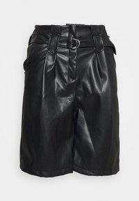 Noisy May - NMDUST MILLA - Shorts - black - 3