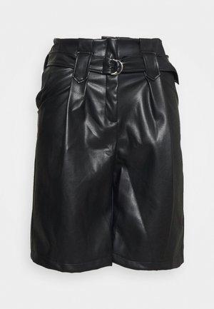 NMDUST MILLA - Shorts - black