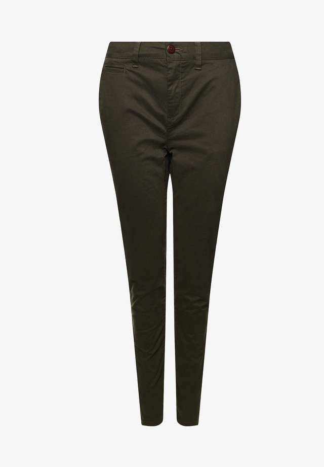 Chinos - core olive