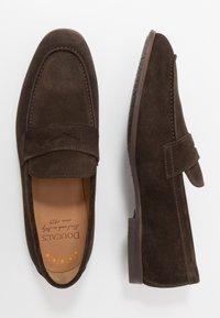 Doucal's - Slip-ons - dark brown - 1