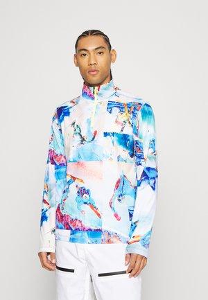 PASCAL - T-shirt à manches longues - blue