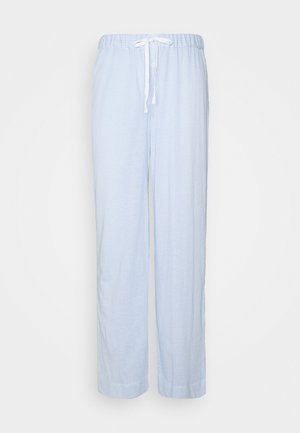 SEPARATE LONG PANTS - Pyjama bottoms - blue