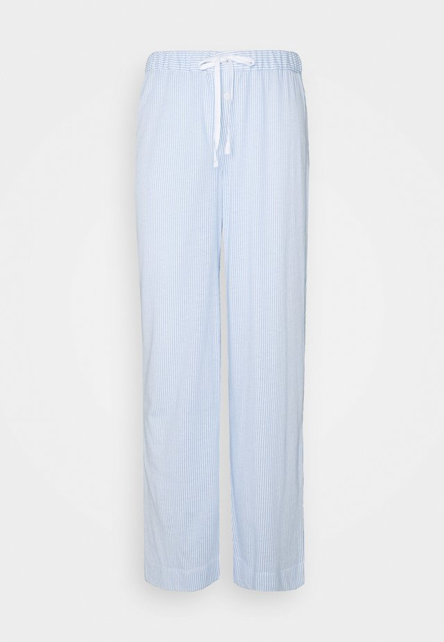 SEPARATE LONG PANTS - Nattøj bukser - blue