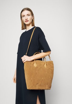 DIANA GOODIE - Tote bag - warm beige