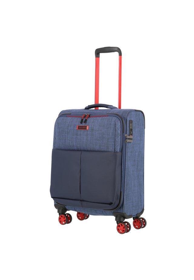 PROOF 55 CM - Wheeled suitcase - marine