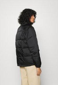 Obey Clothing - IRVING PUFFY COAT - Light jacket - black - 2