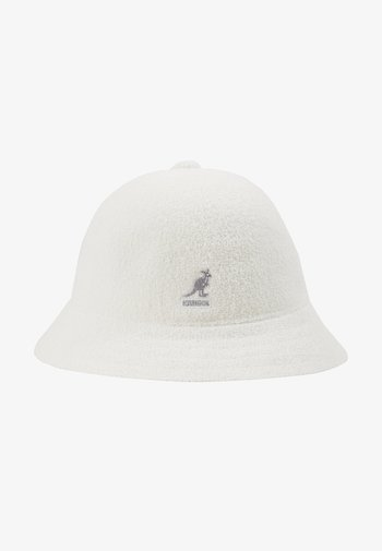 BERMUDA CASUAL - Hat - white