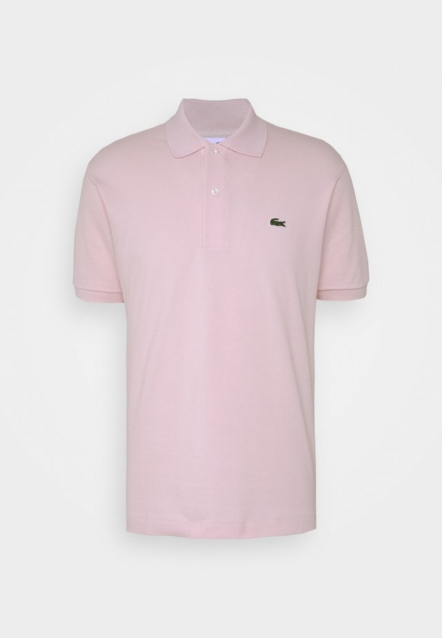 Polo shirt - light pink