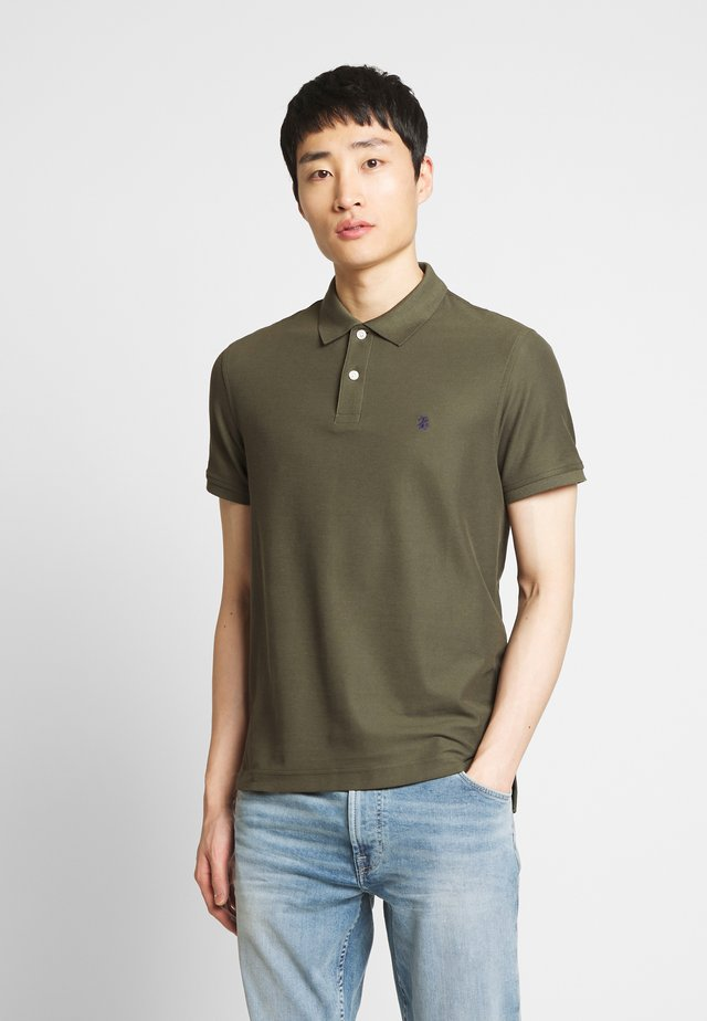 PERFORMANCE - Polo shirt - forest night