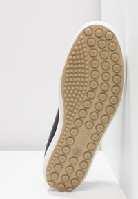 ECCO - SOFT - Sneakers laag - marine - 6
