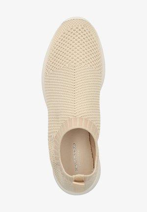Slip-ons - cream white 4