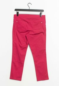 Street One - Straight leg jeans - red - 1
