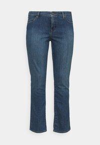 Lauren Ralph Lauren Woman - MIDRISE - Jeans Skinny Fit - ocean blue wash denim - 0