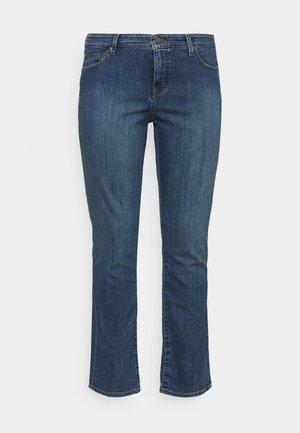 MIDRISE - Jeans Skinny Fit - ocean blue wash denim
