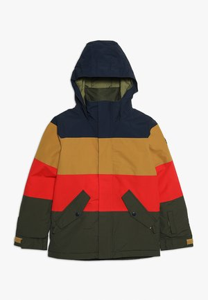SYMBOL - Snowboard jacket - dress blue