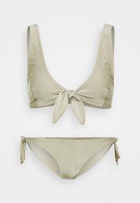 Nly by Nelly - TIE SET - Bikini - olive - 0