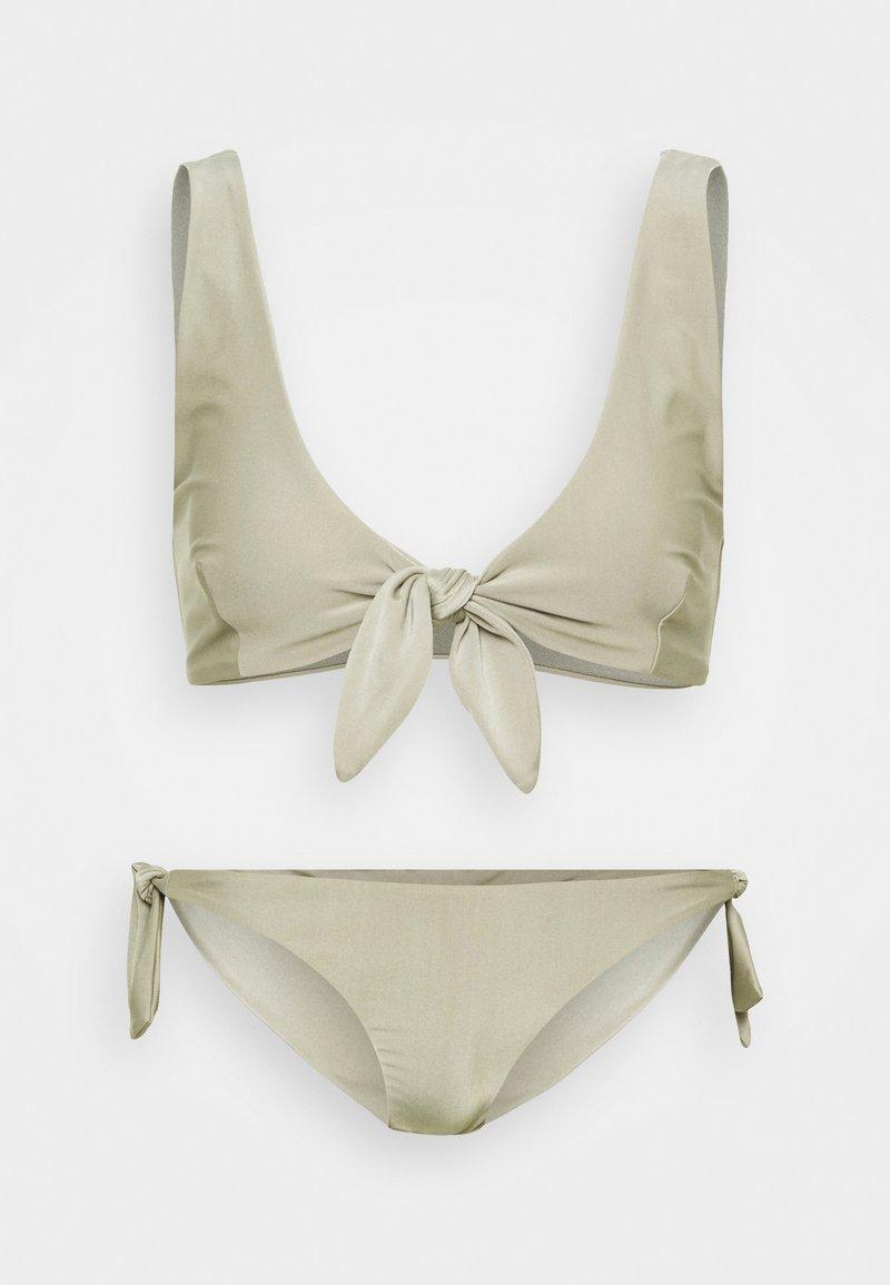 Nly by Nelly - TIE SET - Bikini - olive